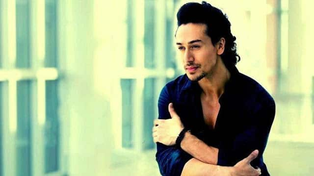 Tiger Shroff Cute Photo