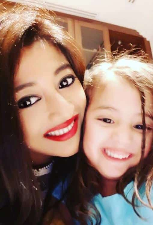 Paoli Dam with a cute kid