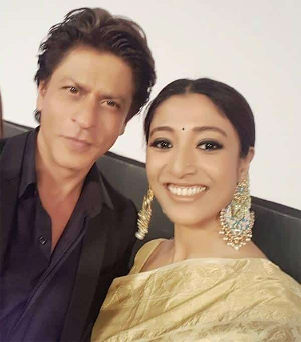 Paoli Dam with Shahrukh Khan
