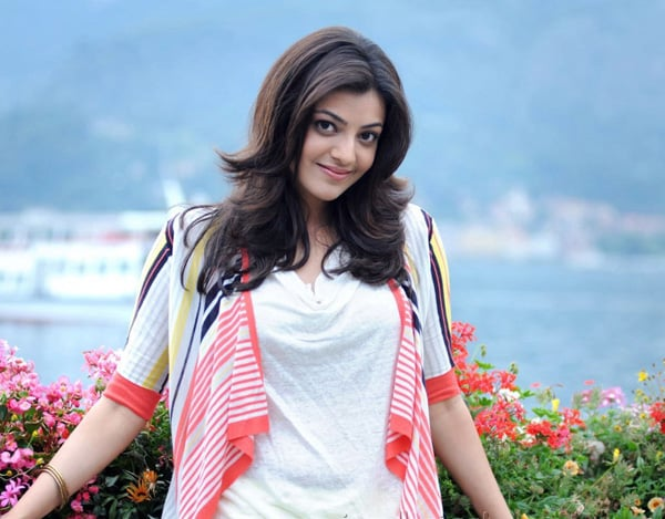 Kajal Aggarwal Cute Photo